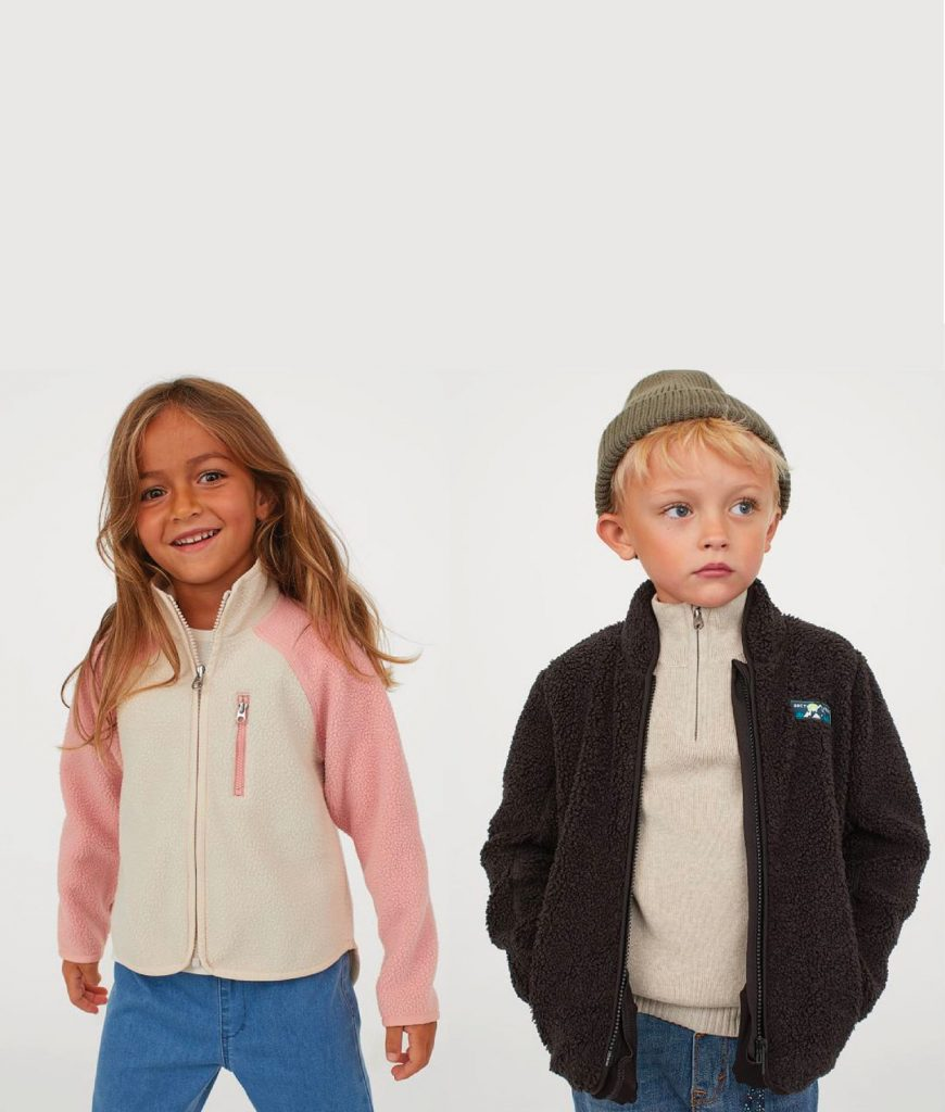 cozy fall jackets for kids