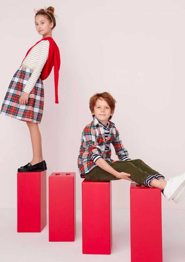 Shopping for Kids Holiday Outfits