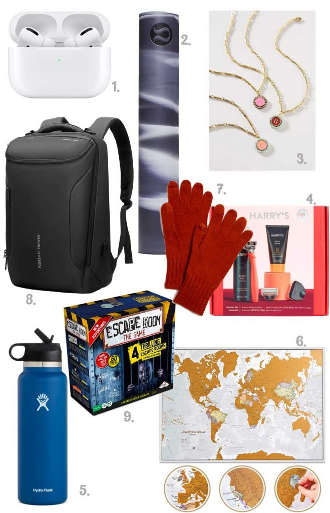 9 great gifts ideas for your teens