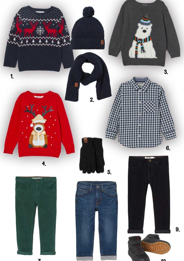 h&m holiday outfits for boys