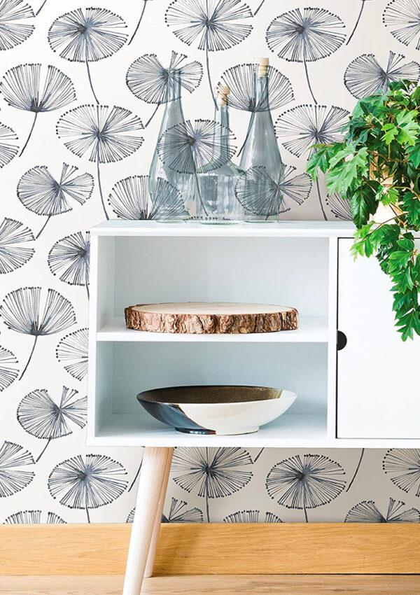 9 Peel And Stick Wallpaper Ideas